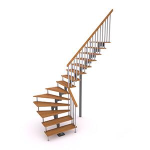 лестница модульна