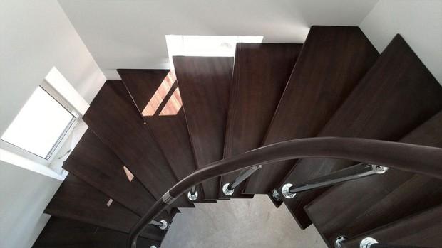 Лестница в форме спирали