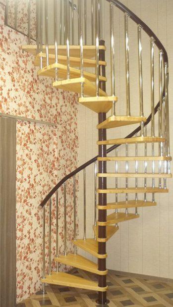 Винтовая лестница в Минске