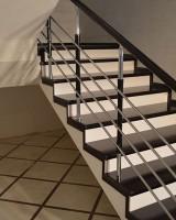 обшивка лестниц