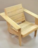 кресла из дуба