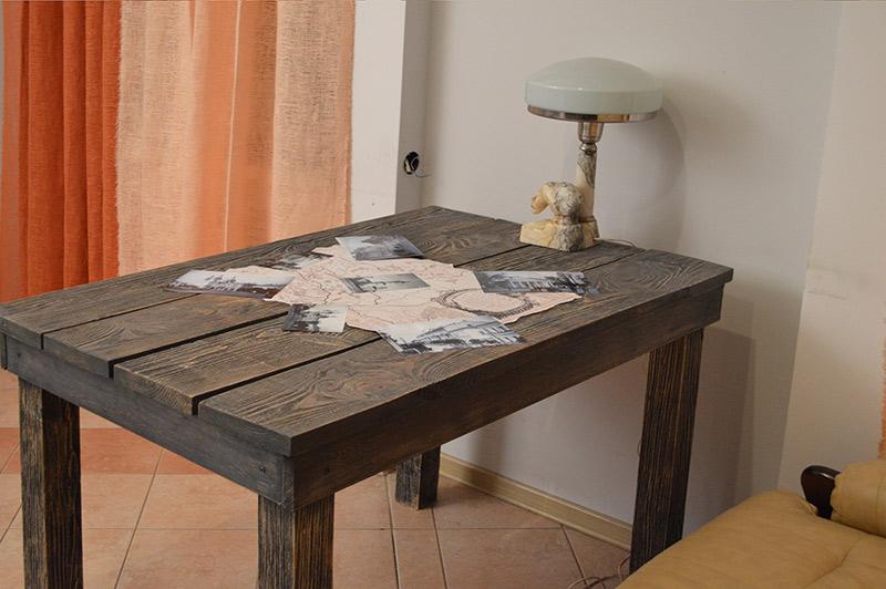 стол ручной работы