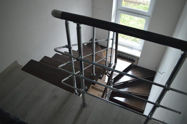 балюстрада на лестнице