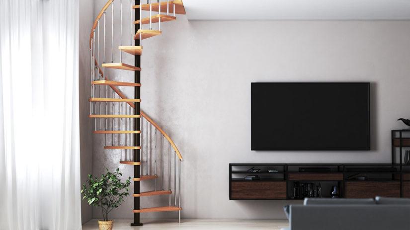 Винтовая лестница Латина