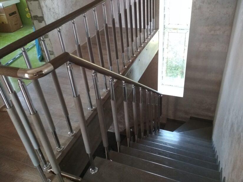 Скидка 10% на лестницы